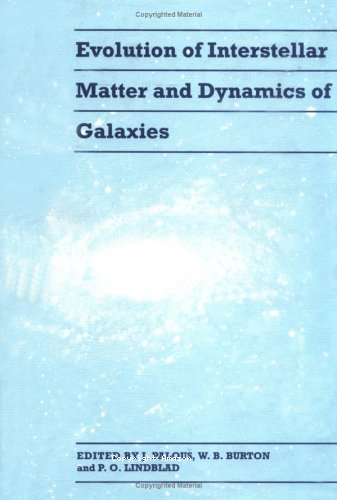 Evolution of interstellar matter and dynamics of galaxies