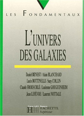 L' univers des galaxies